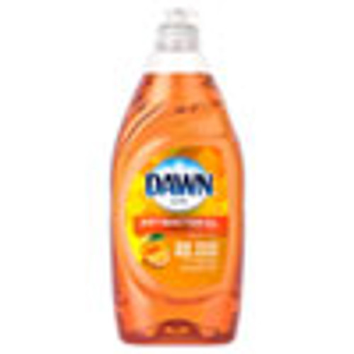 Dawn Ultra Antibacterial Dishwashing Liquid  Orange Scent  28 oz Bottle  8 Carton (PGC97318)
