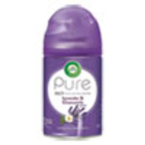 Air Wick Freshmatic Ultra Automatic Spray Refill  Lavender Chamomile  Aerosol  5 89 oz (RAC77961)