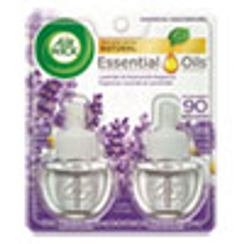 Air Wick Scented Oil Refill  Lavender   Chamomile  0 67 oz  2 Pack (RAC78473PK)