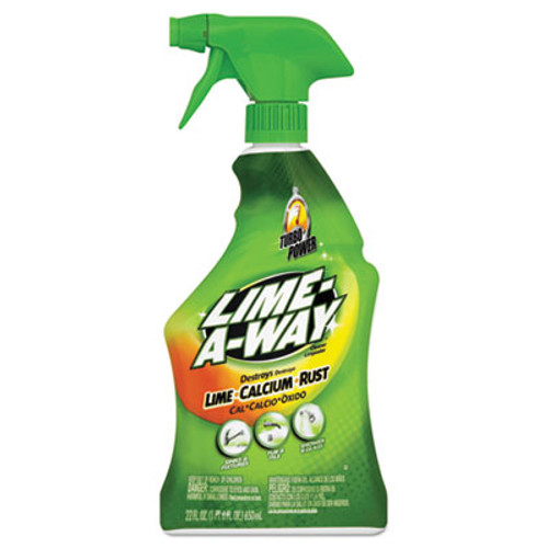 LIME-A-WAY Lime  Calcium and Rust Remover  22oz Spray Bottle (RAC87103)
