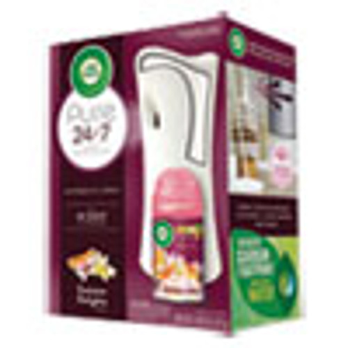 Air Wick Freshmatic Life Scents Starter Kit  Summer Delights  5 89 oz Aerosol (RAC92944KT)