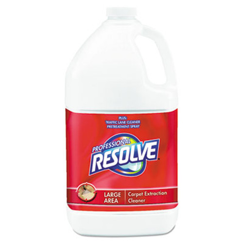 Professional RESOLVE Carpet Extraction Cleaner Concentrate  1 gal Bottle (RAC97161)