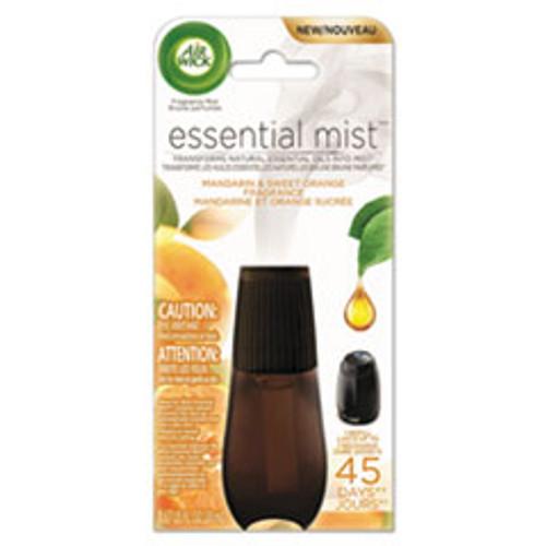 Air Wick Essential Mist Refill  Mandarin Orange  0 67 oz  6 Carton (RAC98551)