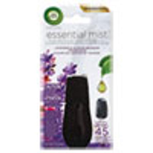 Air Wick Essential Mist Refill  Lavender and Almond Blossom  0 67 oz  6 Carton (RAC98552)