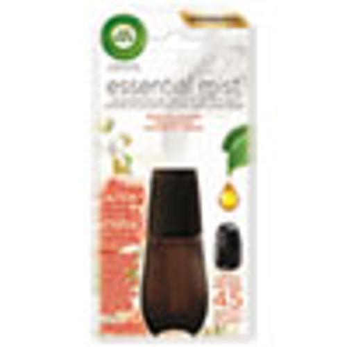 Air Wick Essential Mist Refill  Peony and Jasmine  0 67 oz  6 Carton (RAC98555)