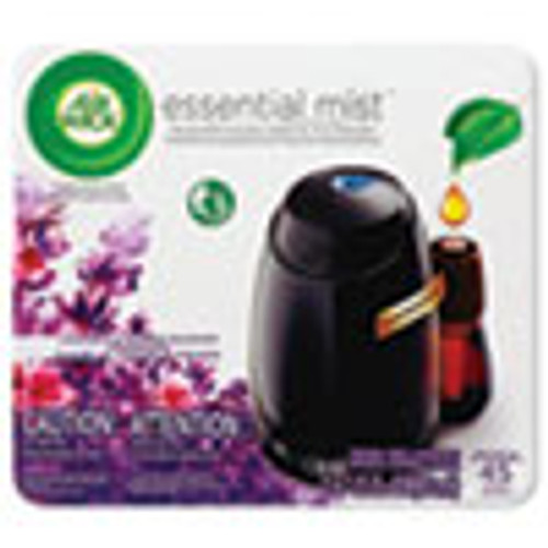 Air Wick Essential Mist Starter Kit  Lavender and Almond Blossom  0 67 oz (RAC98576KT)