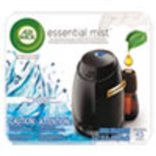 Air Wick Essential Mist Starter Kit  Fresh Breeze  0 67 oz  4 Carton (RAC98577)