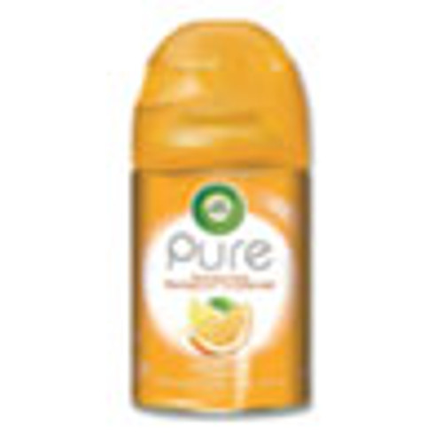 Air Wick Freshmatic Ultra Automatic Pure Refill  Sparkling Citrus  5 89 oz  6 Carton (RAC98864)