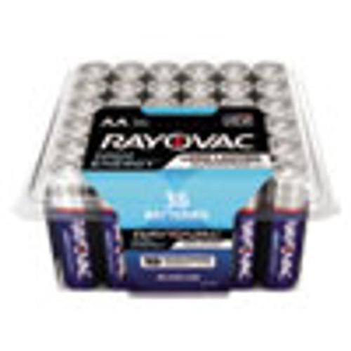 Rayovac High Energy Premium Alkaline AA Batteries  36 Pack (RAY81536PPK)