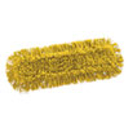 Rubbermaid Commercial Maximizer Dust Mop Pad  24  x 5 5  x 0 5   Yellow (RCP2018810)