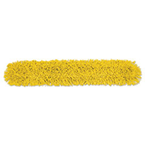 Rubbermaid Commercial Maximizer Dust Mop Pad  36  x 5 5  x 0 5   Yellow (RCP2018821)