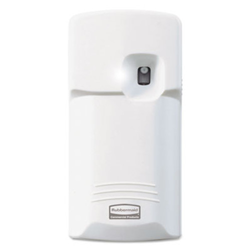 Rubbermaid Commercial TC Microburst Odor Control System 3000 Economizer  3 25  x 2 06  x 6 6   White (RCP401442)