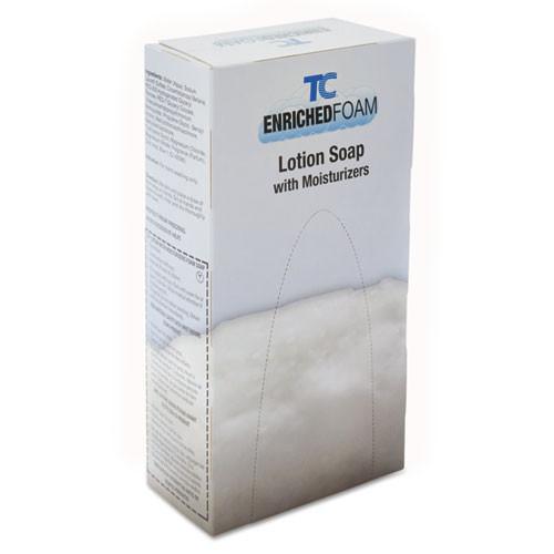 Rubbermaid Commercial Moisturizing Foam Soap Refills  Citrus Scent  800mL Refill  6 Carton (RCP450019)
