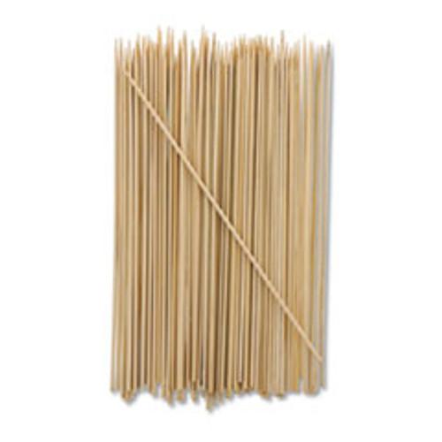 AmerCareRoyal Bamboo Skewer  Cream  8   19200 Carton (RPPR808)