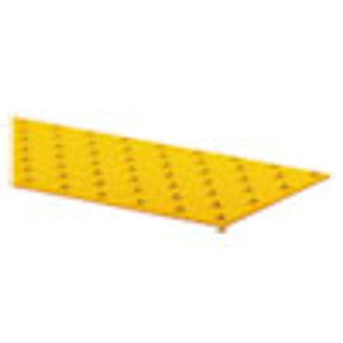 GripAll XtremeGrip Studded Anti-Slip Adhesive Strips  5  x 24   Yellow (RSTXGYL0524)