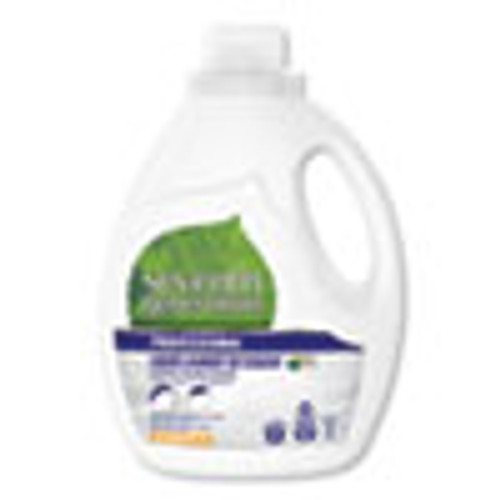 Seventh Generation Professional Liquid Laundry Detergent  Free and Clear  66 loads  100oz Bottle  4 Carton (SEV44724)
