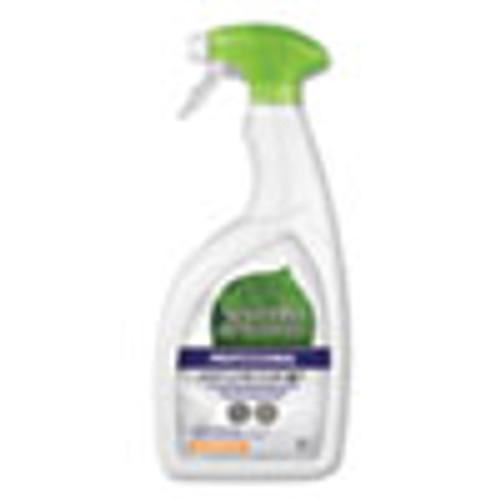 Seventh Generation Professional Granite and Stone Cleaner  Mandarin Orange Scent  32 oz Bottle  8 Carton (SEV44725CT)