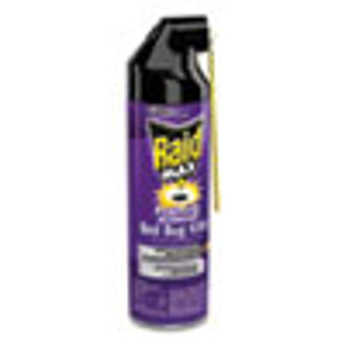 Raid Foaming Crack and Crevice Bed Bug Killer  17 5 oz  Aerosol (SJN305739EA)