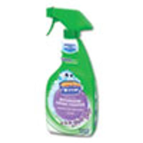 Scrubbing Bubbles Bathroom Grime Fighter  Lavender Scent  32 oz Spray Bottle  8 Carton (SJN306371)