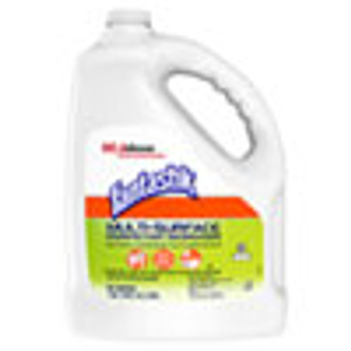 Fantastik Multi-Surface Disinfectant Degreaser  Pleasant Scent  1 Gallon Bottle  4 Carton (SJN311930)