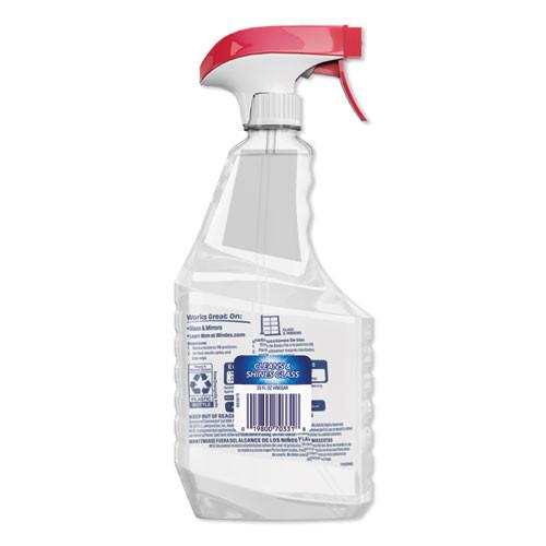 Windex Multi-Surface Vinegar Cleaner  Fresh Clean Scent  23 oz Spray Bottle  8 Carton (SJN312620)