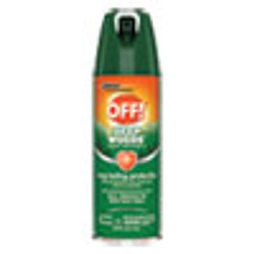 OFF! Deep Woods Insect Repellent  6oz Aerosol (SJN611081EA)