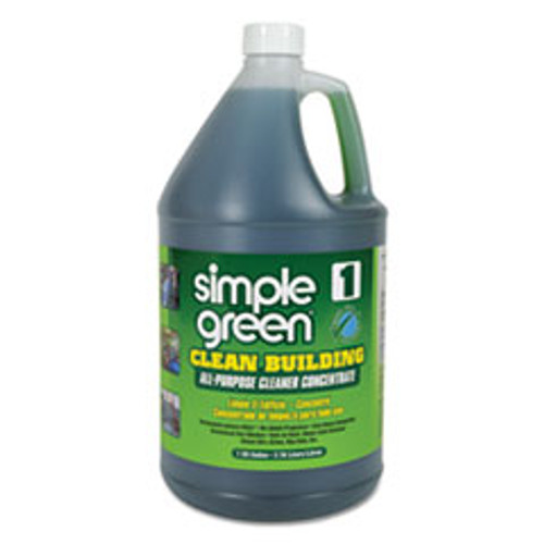 Simple Green Clean Building All-Purpose Cleaner Concentrate  1gal Bottle (SMP11001)