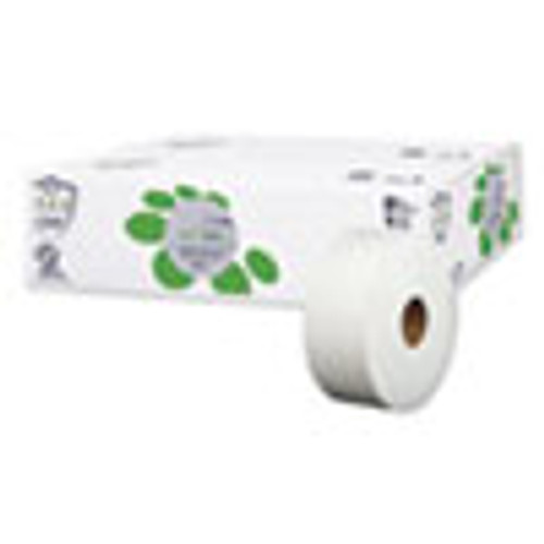 Papernet BioTech Toilet Tissue  Septic Safe  2-Ply  White  3 3  x 700 ft  12 Rolls Carton (SOD415594)