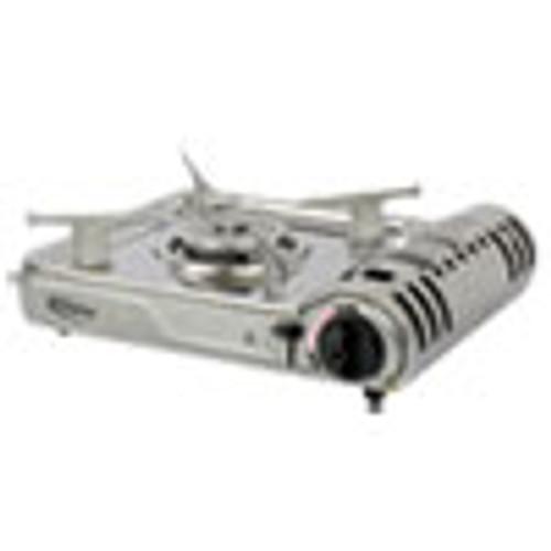 Sterno Butane Stoves  7000btu  Piezoelectric Ignition  13  x 11  x 3 75  (STE50178)