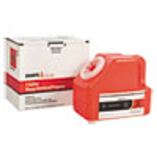 TrustMedical Sharps Retrieval Program Containers  1 gal  Cardboard Plastic  Red (TMDSC1G424A1G)