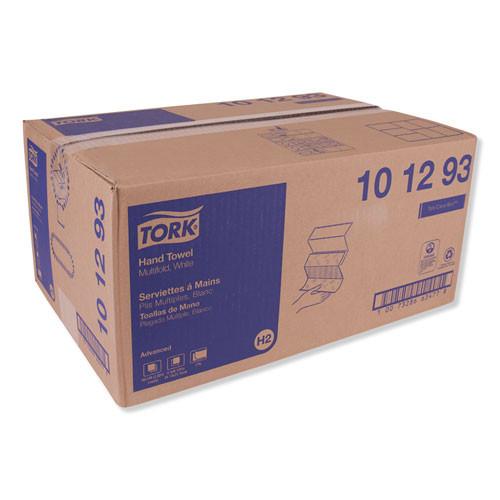Tork Multifold Paper Towels  9 13 x 9 5  3024 Carton (TRK101293)