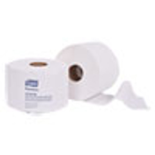 Tork Premium Bath Tissue Roll with OptiCore  Septic Safe  2-Ply  White  800 Sheets Roll  36 Carton (TRK106390)