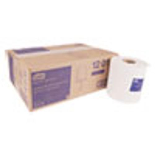 Tork Advanced Centerfeed Hand Towel  1-Ply  8 25 x 11 8  White  1000 Roll  6 Carton (TRK120133)