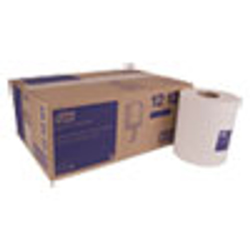Tork Advanced Centerfeed Hand Towel  2-Ply  9 x 11 8  White  600 Roll  6 Carton (TRK121201)