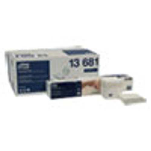Tork Premium Xpressnap Interfold Dispenser Napkins  2-Ply 8 5x8 5 White 500 PK 8PK CT (TRK13681)
