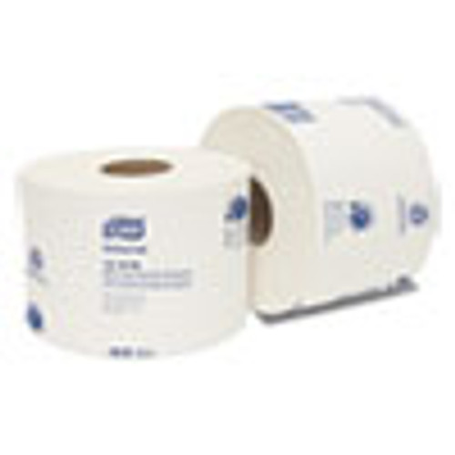 Tork Universal Bath Tissue Roll with OptiCore  Septic Safe  2-Ply  White  865 Sheets Roll  36 Carton (TRK161990)