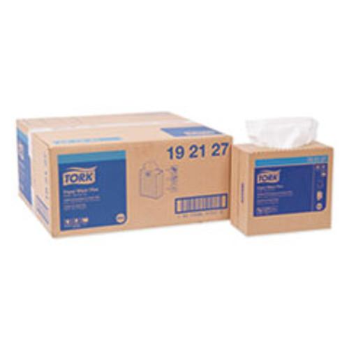 Tork Multipurpose Paper Wiper  9 25 x 16 25  White  100 Box  8 Boxes Carton (TRK192127)