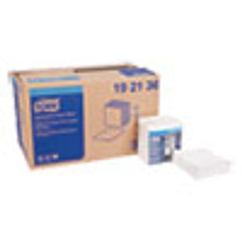 Tork Heavy-Duty Paper Wiper 1 4 Fold  12 5 x 13  White  56 Pack  16 Packs Carton (TRK192136)