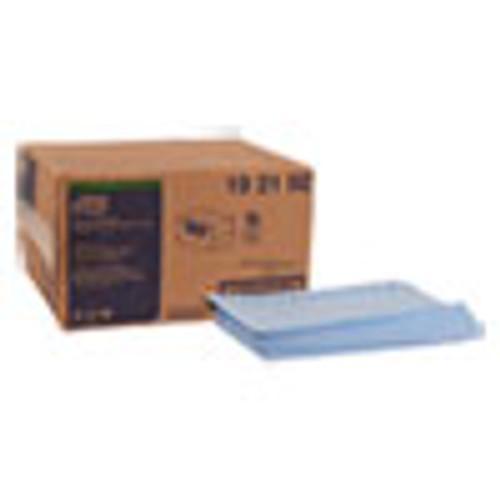 Tork Foodservice Cloth  13 x 24  Blue  150 Box (TRK192192)