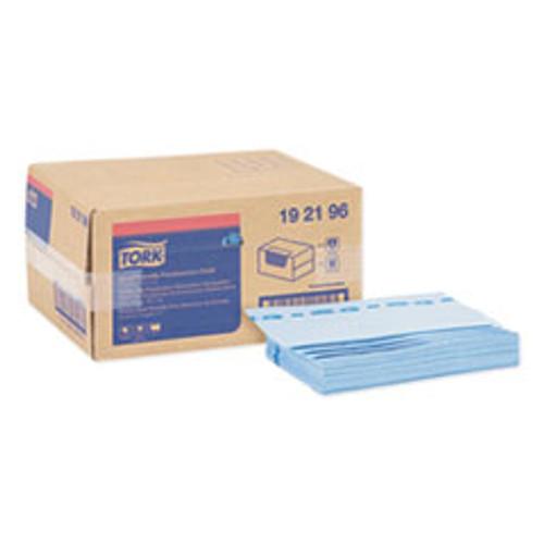 Tork Foodservice Cloth  13 x 21  Blue  150 Box (TRK192196)