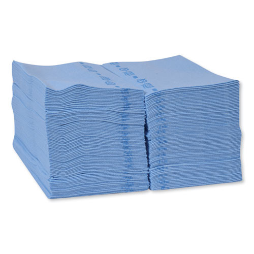 Tork Foodservice Cloth  13 x 21  Blue  150 Box (TRK192196)
