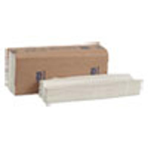 Tork Advanced C-Fold Hand Towel  1-Ply  10 13 x 12 75  White  150 Pack  16 Packs Carton (TRK250620)