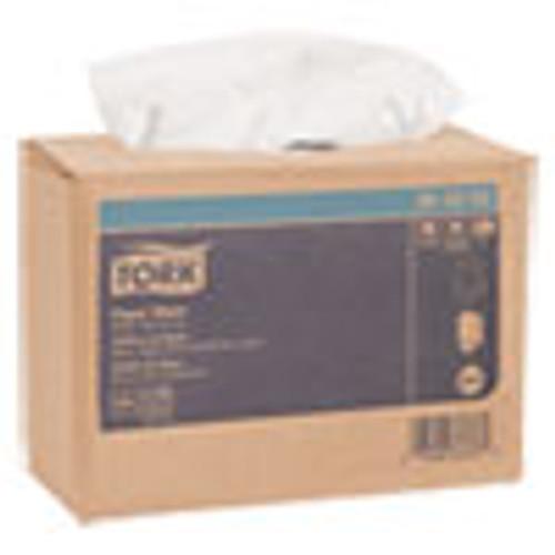 Tork Multipurpose Paper Wiper  9 75 x 16 75  White  125 Box  8 Boxes Carton (TRK303362)