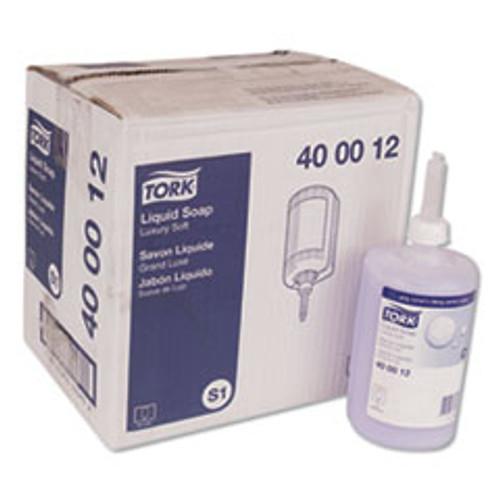 Tork Premium Luxury Soap  Soft Rose  1 L  6 Carton (TRK400012)