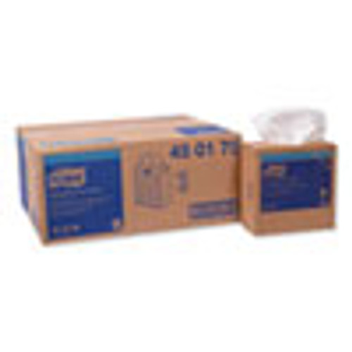 Tork Heavy-Duty Paper Wiper  9 25 x 16 25  White  90 Wipes Box  10 Boxes Carton (TRK450175)