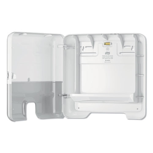 Tork Elevation Xpress Hand Towel Dispenser  11 9  x 4  x 11 6   White (TRK552120)