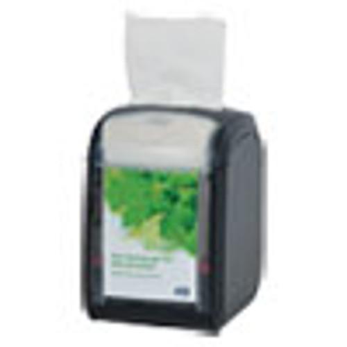Tork Xpressnap Fit Napkin Dispenser  Tabletop  4 4 x 5 6 x 6 7  Black (TRK7232000)