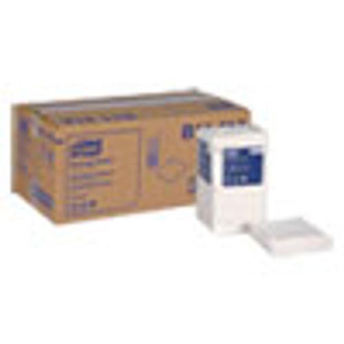 Tork Universal Beverage Napkin  1-Ply 9 125x9 125  1 4 Fold Poly-Pack White  4000 CT (TRKB1141A)