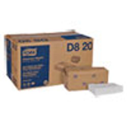 Tork Advanced Soft Minifold Dispenser Napkins  1-Ply 13  x 12   White  6000 CT (TRKD820)