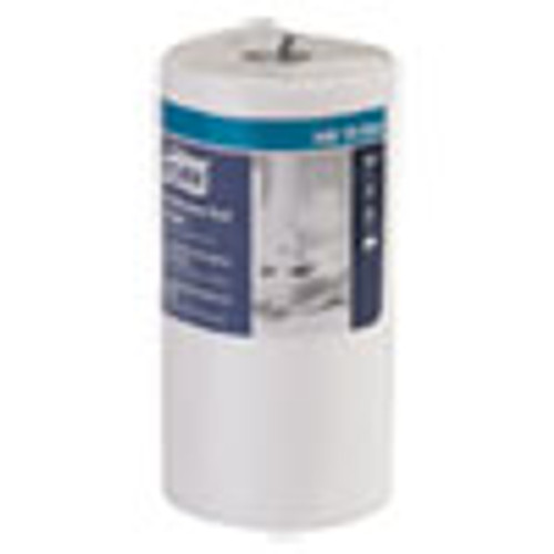 Tork Universal Perforated Towel Roll  2-Ply  11 x 9  White  210 Sheets Roll 12RL CT (TRKHB1995A)